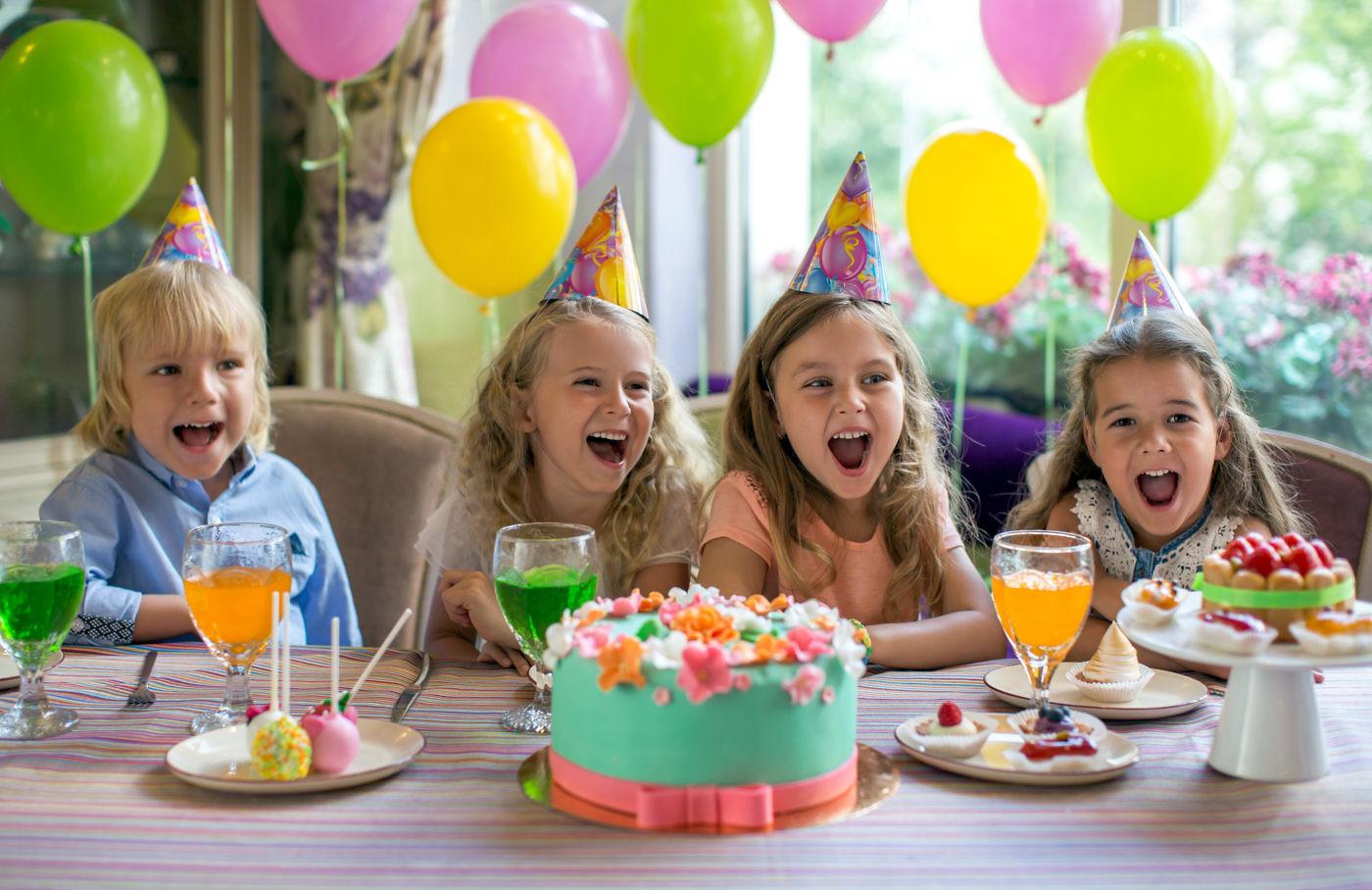 Organizzare Compleanno Mamma.Organizzare Una Festa Di Compleanno