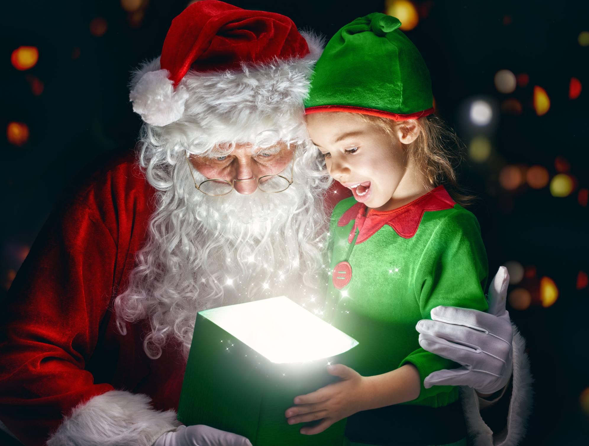 Esiste Babbo Natale Si O No.Babbo Natale Esiste Quando Dire Ai Bambini Che Non E Cosi Mammapoppins