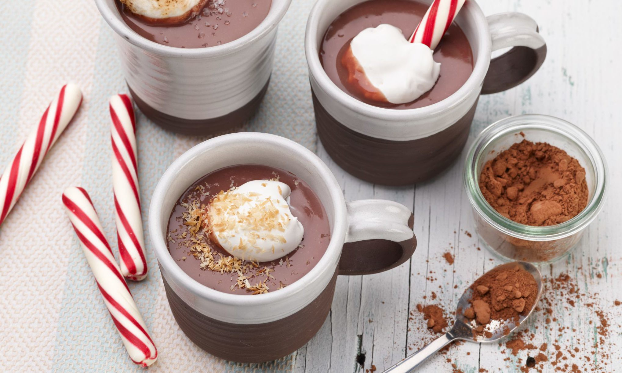 Come fare il preparato per la cioccolata calda in tazza for Piani di coperta coperti gratuiti