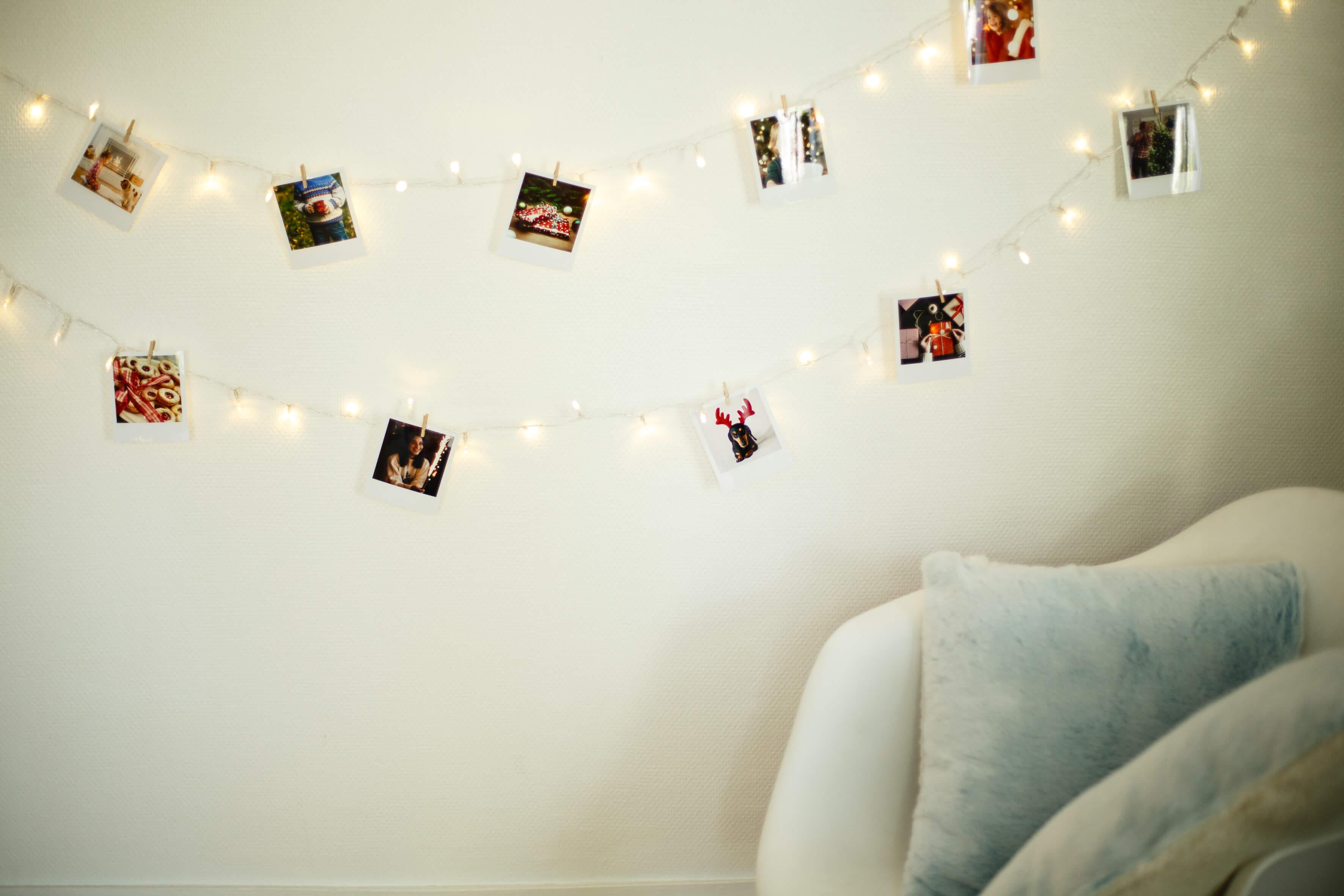 Foto con lucine mammapoppins - Lucine camera da letto ...